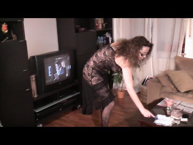 Die Arschgeile Hausfrau