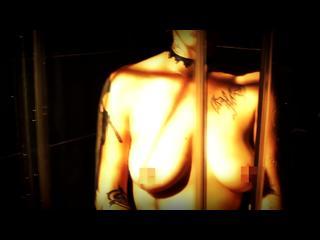 Duschen, Solo, Brüste